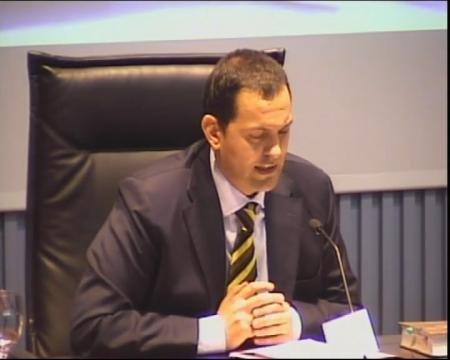 Santiago Valencia Vila, letrado da Xunta de Galicia